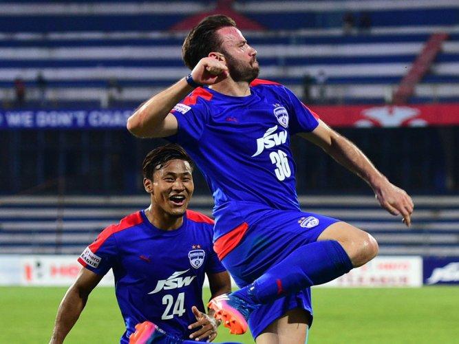 Bengaluru FC eke out 1-0 win over Aizawl
