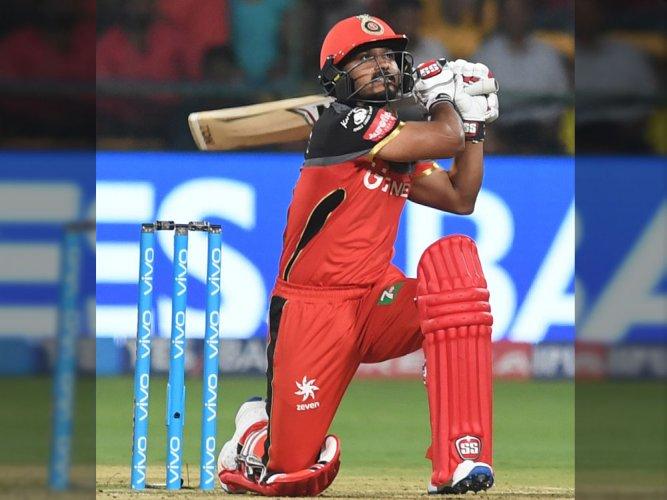 Jadhav emerges RCB's saviour