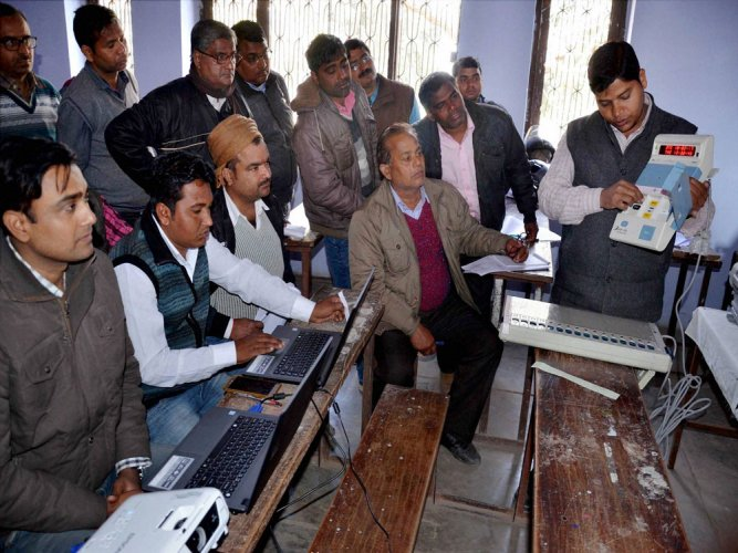 'EVMs cannot be manipulated even by manufacturers'