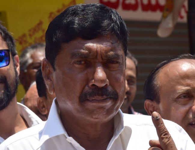 BJPseeks Kalale's disqualification