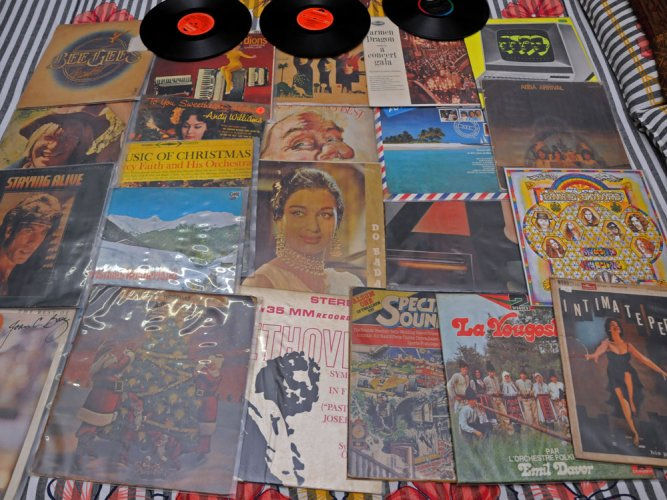 Fabled collectors of vintage records discuss road ahead