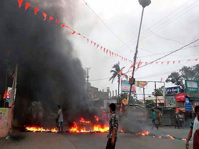 Curfew relaxed for 6 hours in Bhadrak, social media blocked