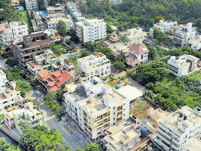 'City's real estate market witnessed moderation'