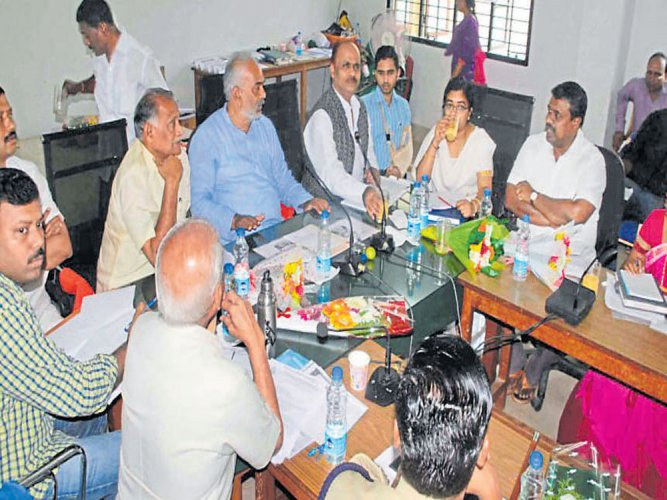 Mahamastakabhisheka works to begin from April 16
