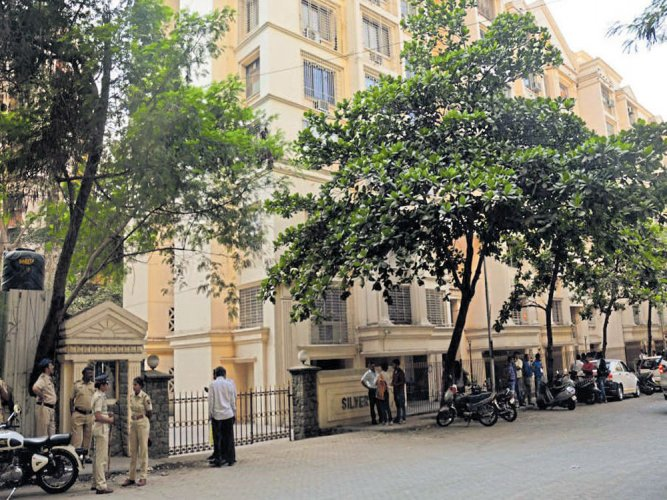 Pall of gloom descends at Jadhav's home in Mumbai