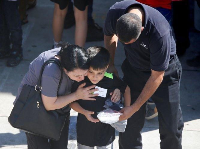 Three dead in murder-suicide at US school: police