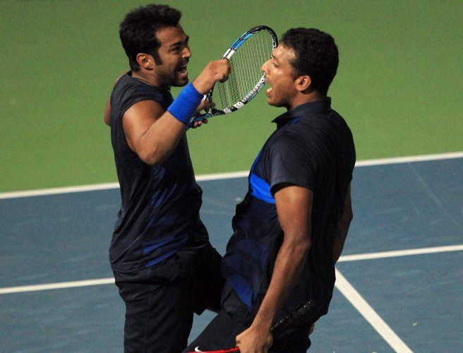 Will meet Paes-Bhupathi and sort their differences: Goel
