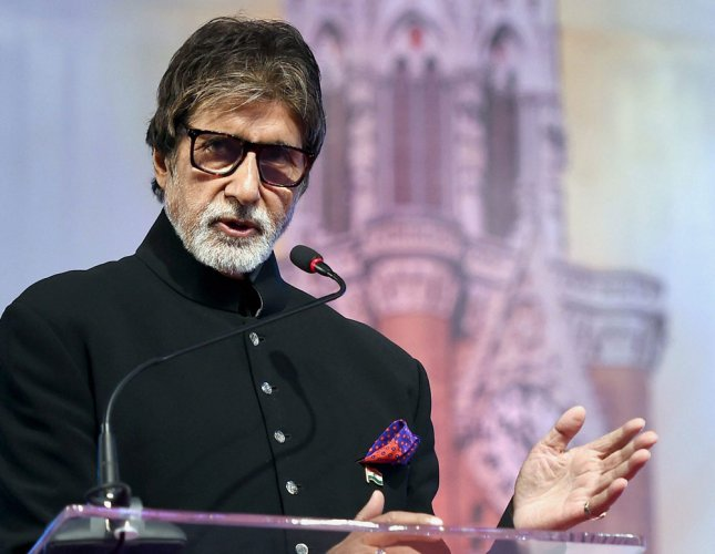 Big B urges people to support sexual assault victims