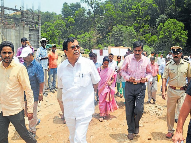 Water to be lifted from Yettinahole by December