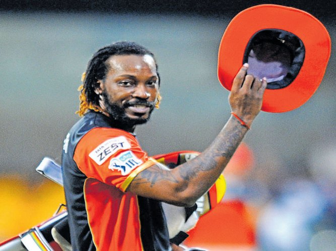 We had no choice but to drop Gayle to make room for de Villiers, says Binny