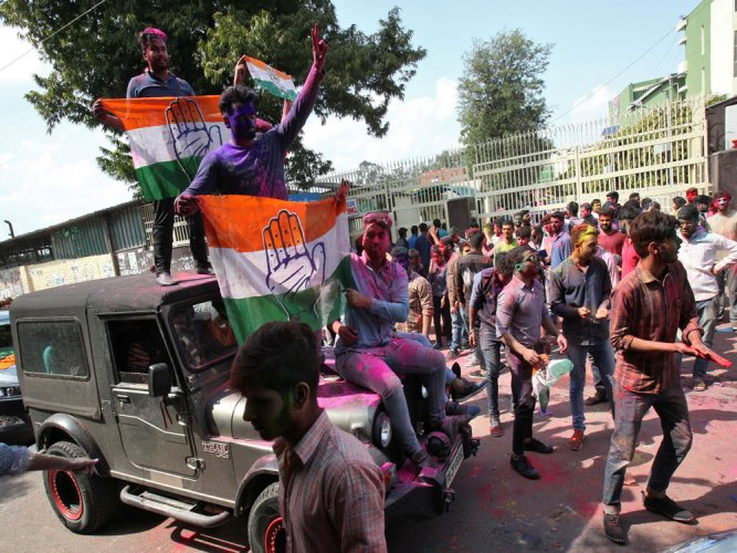 Youth Congress to allow only performers to contest its elections