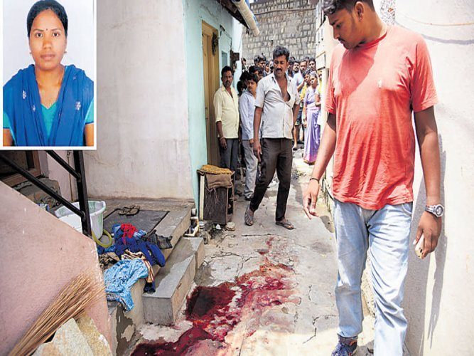 Father of 2 'kills' neighbour as she rejects his advances