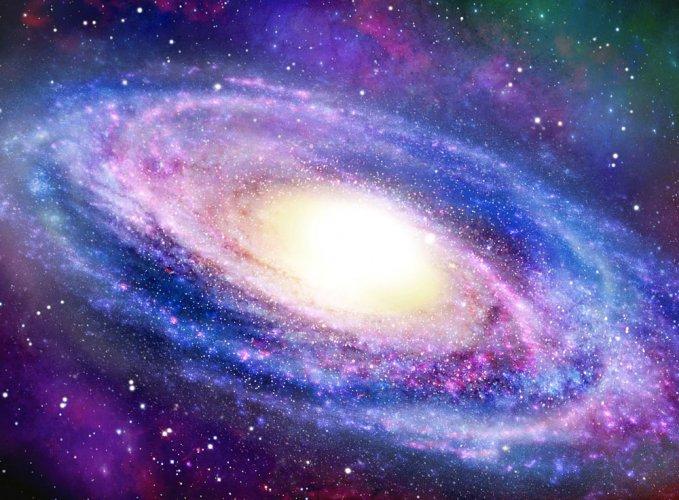 NASA probe helps measure brightness of universe