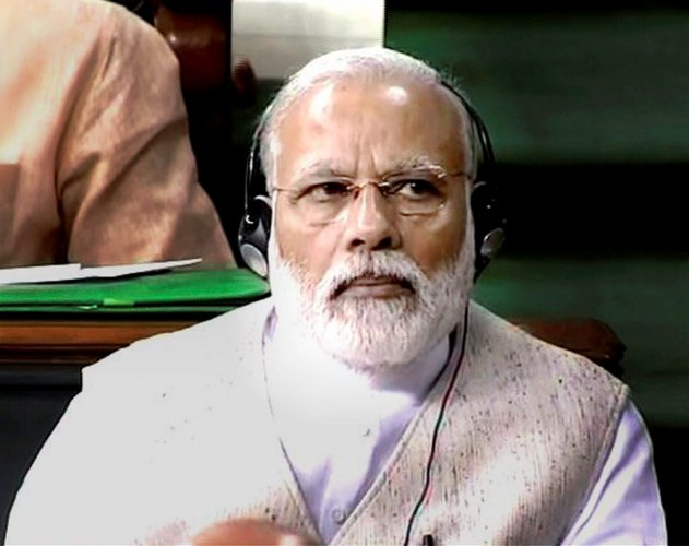 PM questions oppn for stalling national commission for OBC bill