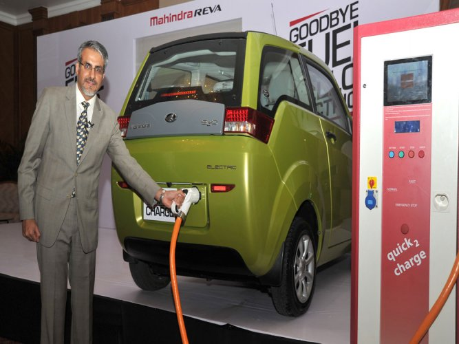 SUN Mobility to address problems faced by EVs | Deccan Herald
