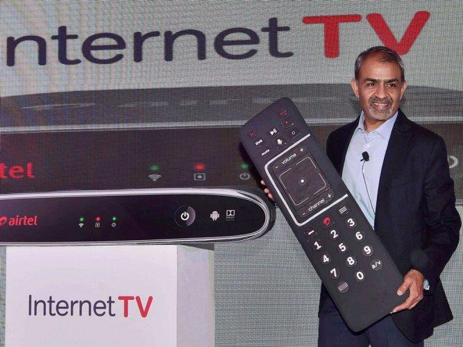 Airtel Digital TV's Android set top box | Deccan Herald