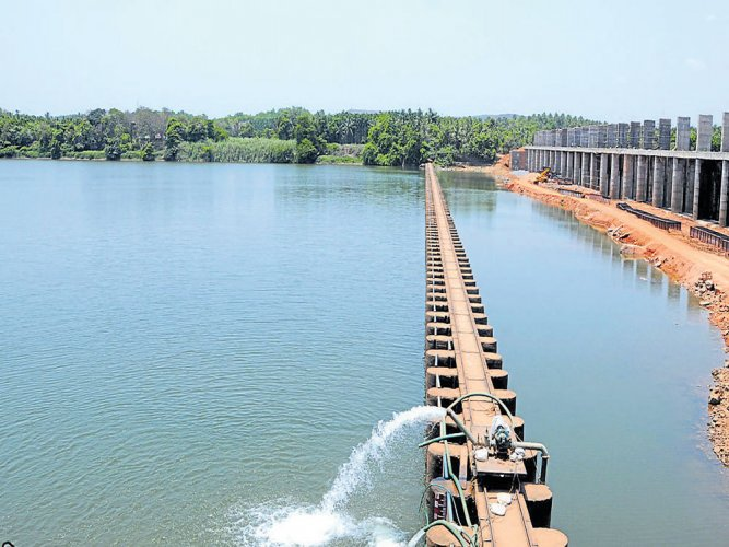 Zilla panchayat plans water restoration programme in Dakshina Kannada