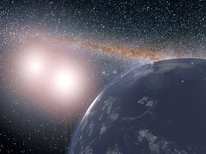 Earth-sized 'Tatooine' planets may be habitable