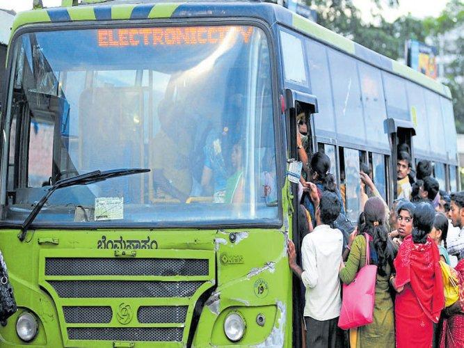 BMTC tweaks fares: pay less for short distances, more for long trips