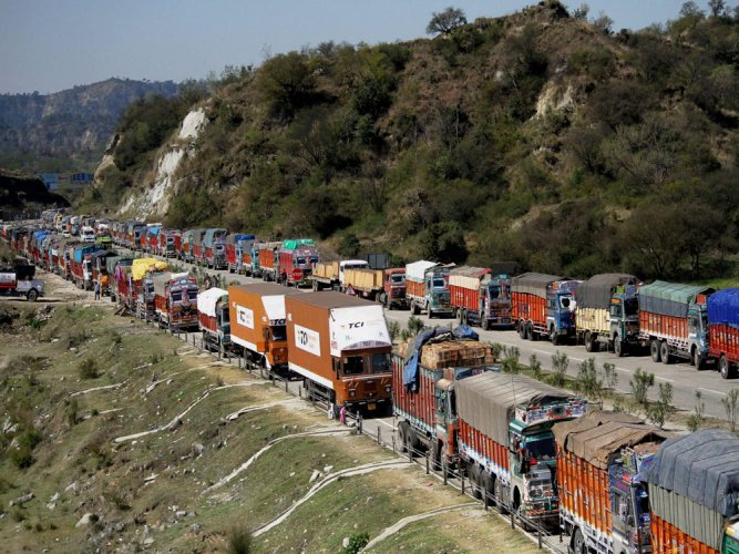 Pak exports to India grew despite tension: report
