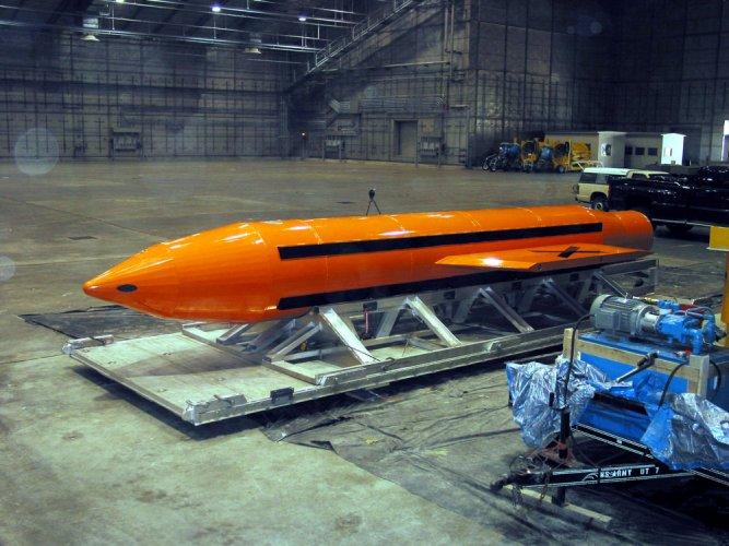 Huge US bomb kills 36 IS militants: Afghan officials