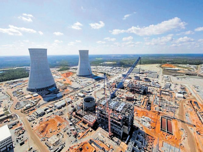 Fast breeder nuclear reactor delayed by 8 yrs