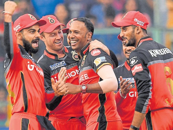 Didn't have enough runs on board, says Badree