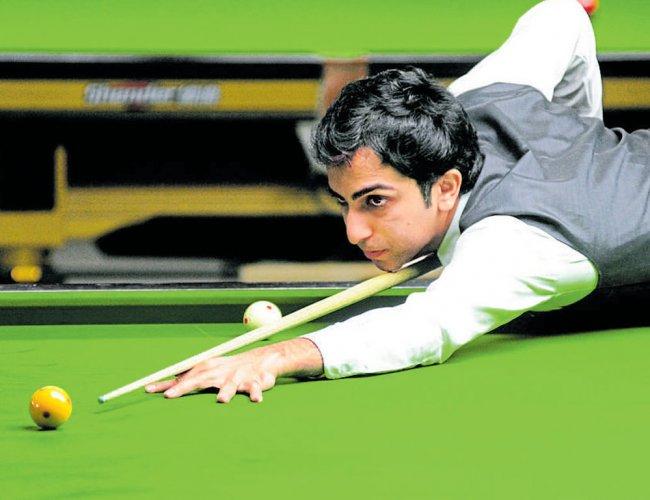 Advani claims seventh Asian title