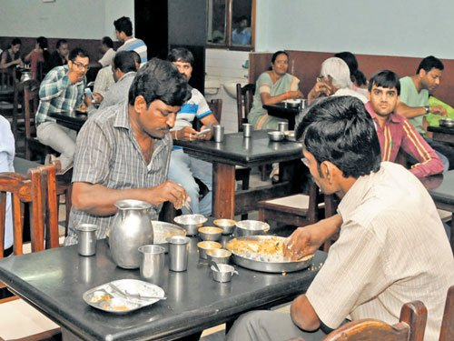 Restaurants collecting 'service charge' may face action