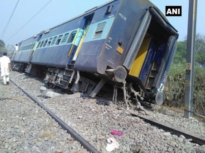 Cannot rule out sabotage in Rajya Rani derailment: Rampur SP