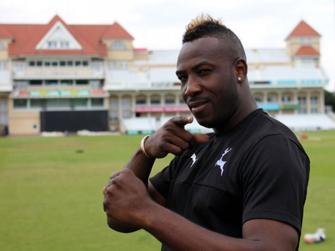Cricketer Andre Russell to debut in Bollywood