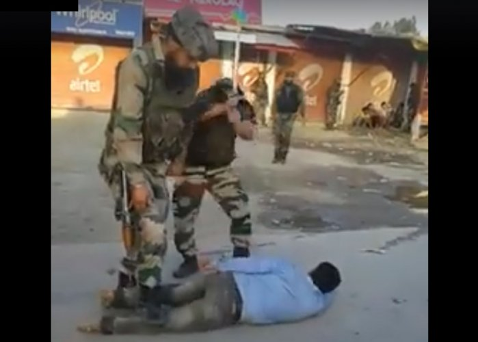 2 more videos of youths allegedly being beaten by soldiers surface