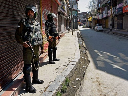 Youth shot dead by security forces in Srinagar