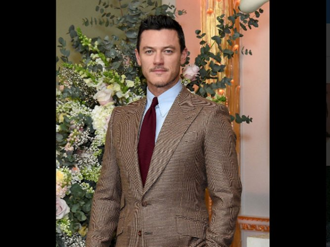 Luke Evans likes keeping his private life a mystery