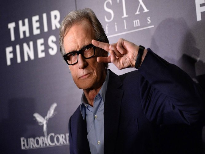 Being an actor is scary: Bill Nighy