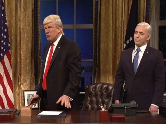 Alec Baldwin back as Donald Trump on 'SNL'
