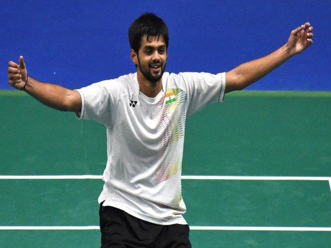 Praneeth stuns Srikanth to clinch Singapore Super Series title