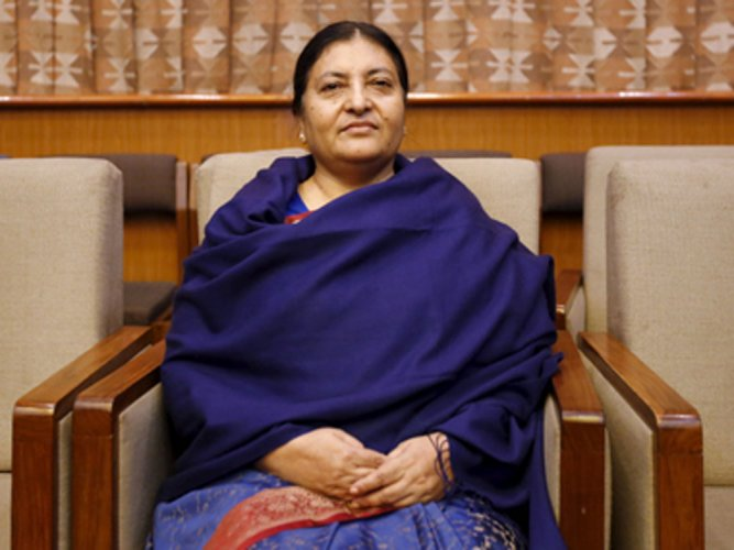 Nepal Prez visit: India go all out to woo the Himalayan state