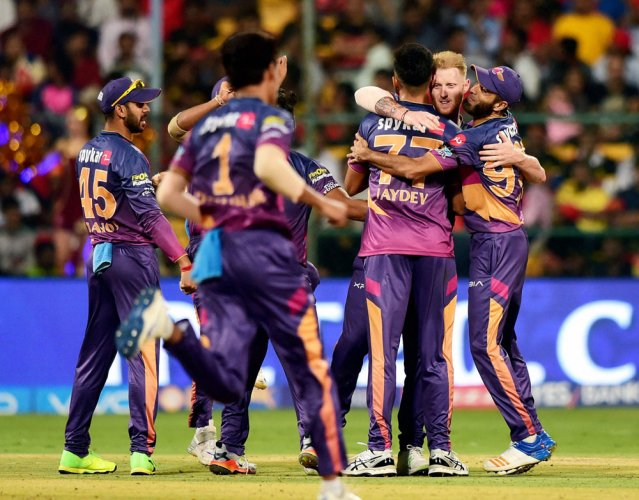 Supergiants rise to occasion beating RCB by 27 runs in IPL