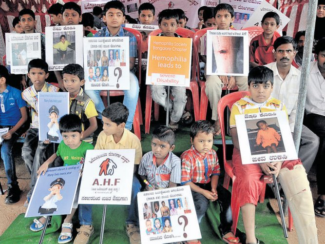 Hurdles galore in identifying, treating Haemophiliacs in state