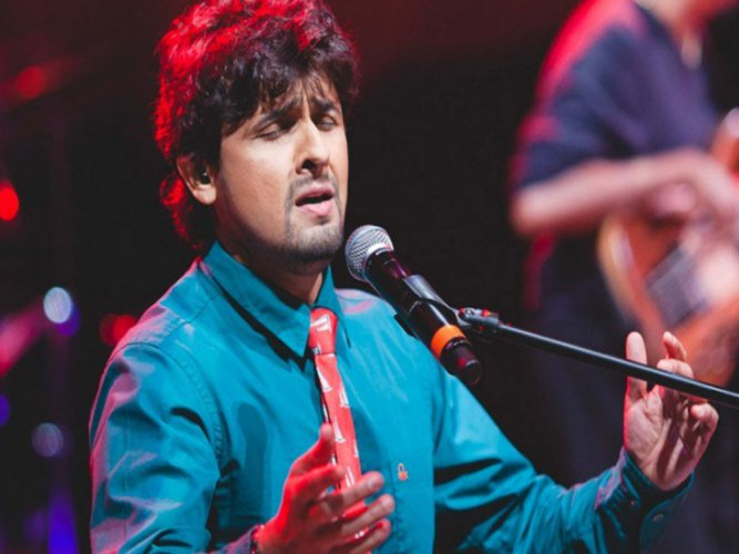 Woken by morning azaan, Sonu Nigam sparks controversy by tweets