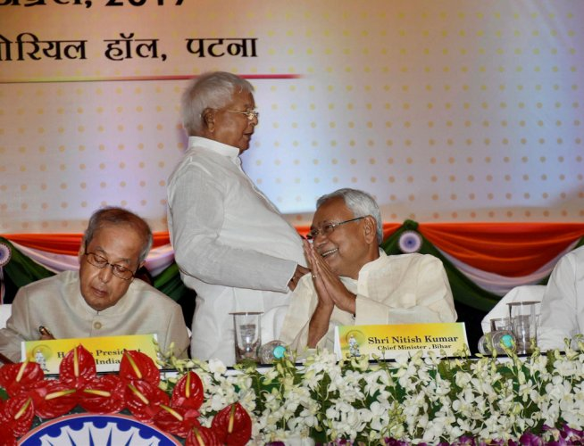 BJP boycotts felicitation of freedom fighters chaired by President