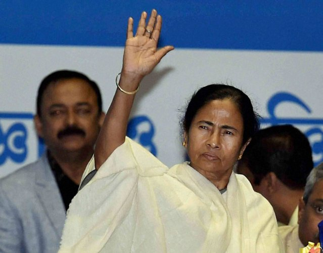 Will fight it out politically: Mamata on CBI's Narada case FIR