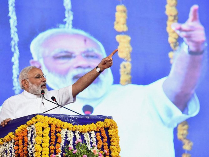 PM sets BJP's course on triple talaq in tune with govt's line in SC