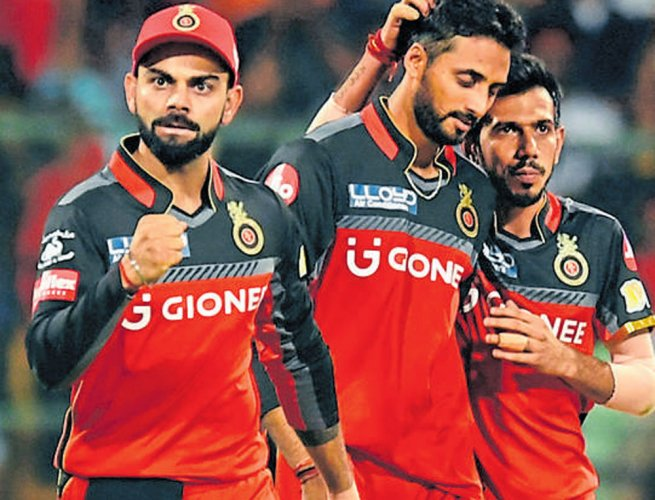 RCB look for quick turnaround