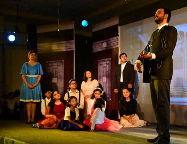 City's century-old organisation brings alive the classic Sound of Music in Konka