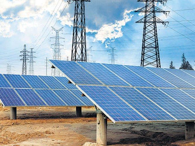 Solar power capacity crosses 12 GW last year