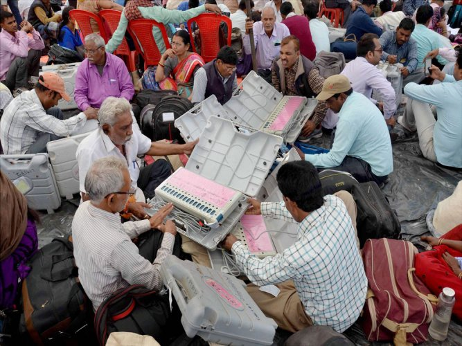 Plea in HC to use VVPAT equipped EVMs for MCD polls