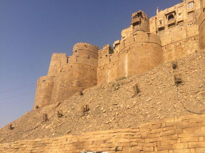12th Century Jaisalmer Fort might lose UNESCO World Heritage tag