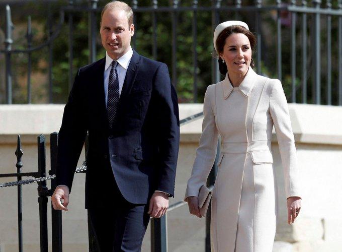 No more stiff upper lip over mental health: Prince William